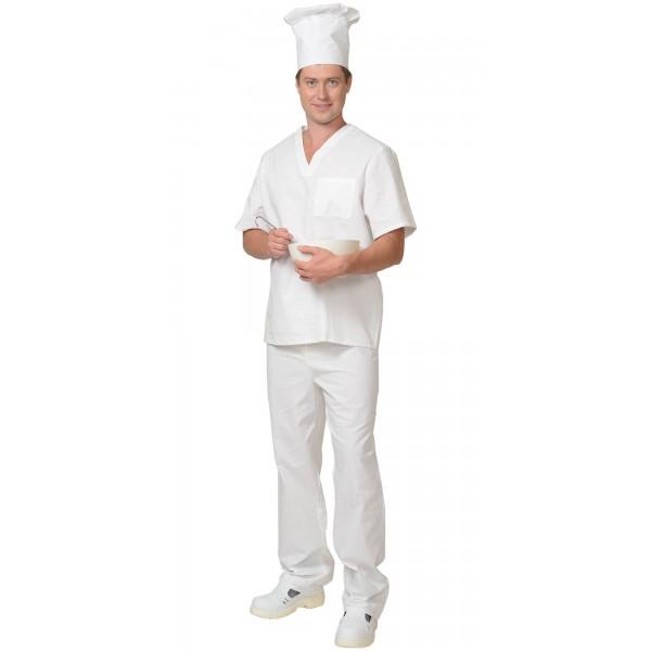 Колпак повара белый  купить в Арзамасе