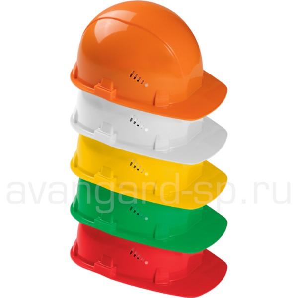 Каска защитная оранжевая купить в Арзамасе