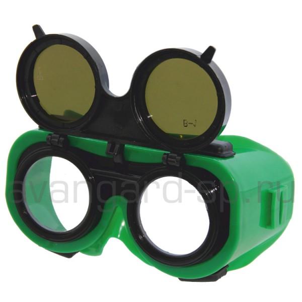 Очки защитные 3НД2-Г2 Адмирал купить в Арзамасе