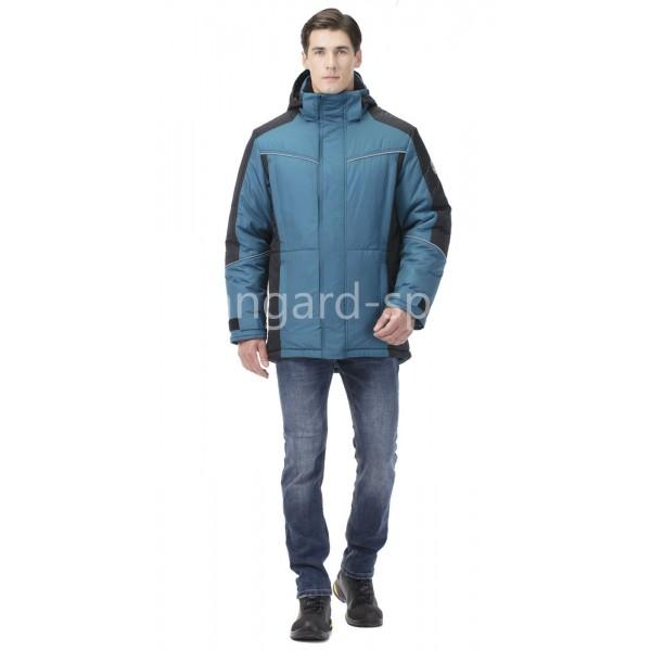 Куртка утепленная Корсар (морская волна) купить в Арзамасе